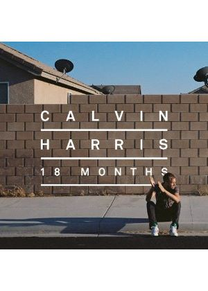 Calvin Harris - 18 Months (Deluxe Edition) (Music CD)