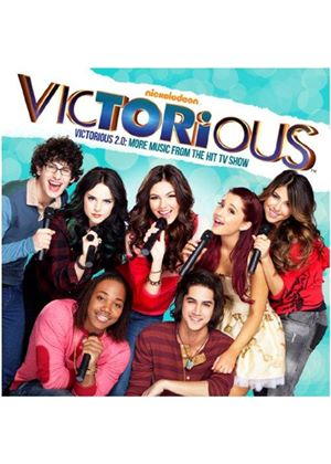 Victoria Justice - Victorious 2.0 (More Music from the Hit TV Show [Original TV Soundtrack]/Original Soundtrack) (Music CD)