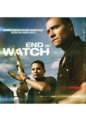 David Sardy - End of Watch [Original Motion Picture Soundtrack] (Music CD)