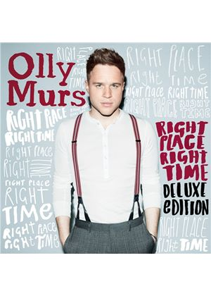 Olly Murs - Right Place Right Time [Deluxe Edition] (Music CD)