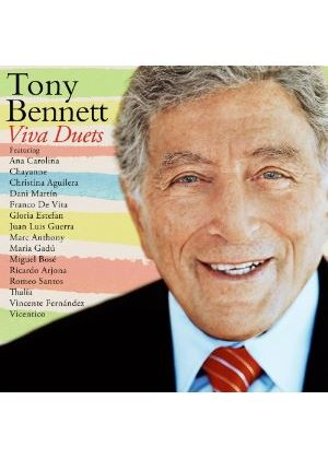 Tony Bennett - Viva Duets (Deluxe Edition) (Music CD)