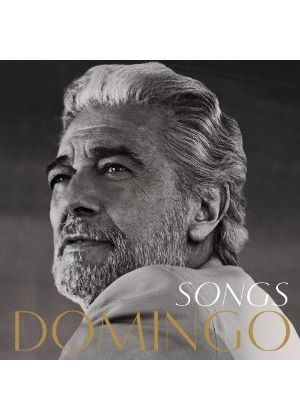 Placido Domingo  - Songs (Music CD)