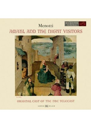Thomas Schippers - Menotti (Amahl and the Night Visitors) (Music CD)