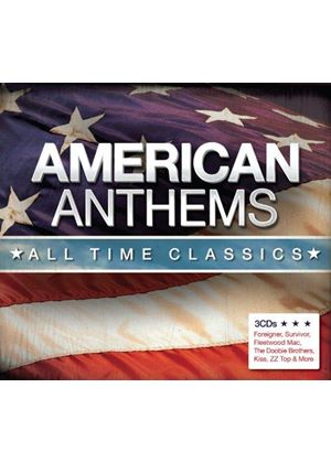 Various Artists - American Anthems (All Time Classics) (Music CD)