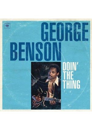 George Benson - Doin' the Thing (The Collection) (Music CD)
