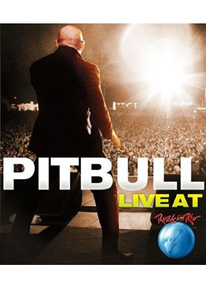 Pitbull - Live at Rock in Rio (Live Recording/+DVD)
