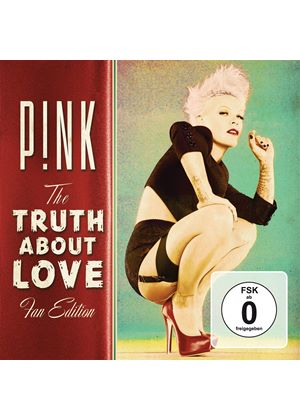 Pink - The Truth About Love (Fan Edition CD & DVD) (Music CD)