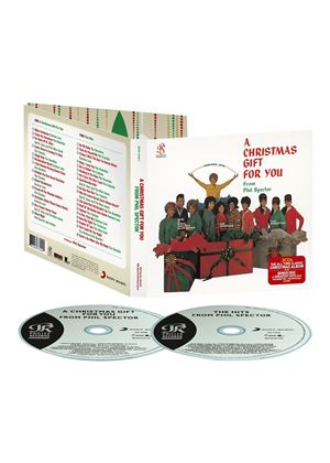 Phil Spector - Christmas Gift for You from Phil Spector [Remastered] (Music CD)