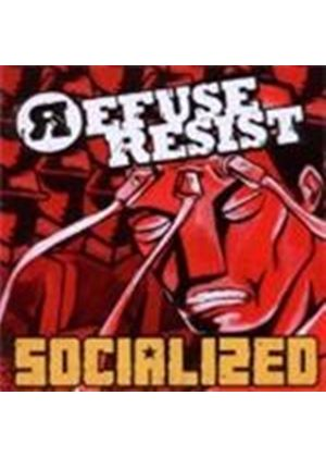 Refuse Resist - Socialized (Music CD)