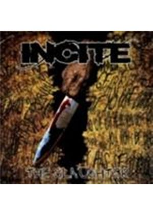Incite - The Slaughter (Music CD)