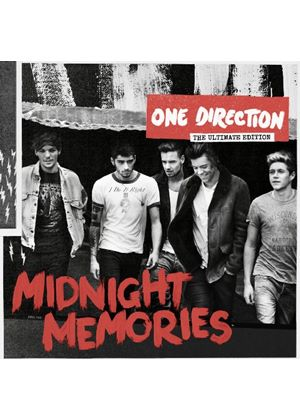 one direction midnight memories ultimate edition