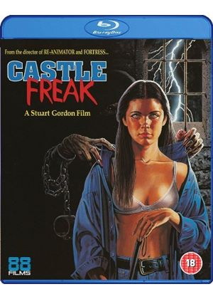 Castle Freak (Blu-ray)