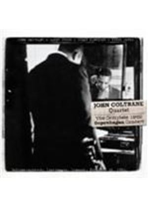 John Coltrane Quartet - Complete 1962 Copenhagen Concert, The (Music CD)