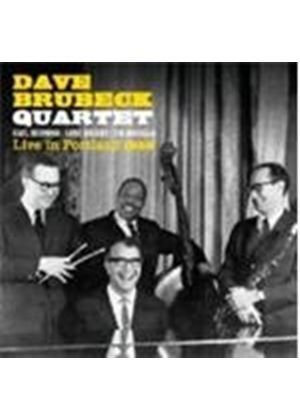 Dave Brubeck Quartet (The) - Live In Portland 1959 (Music CD)