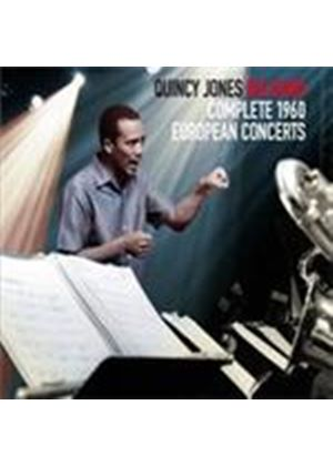 Quincy Jones Big Band - Complete 1960 European Concerts (Music CD)