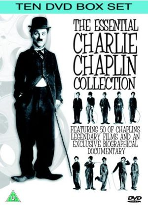 Essential Charlie Chaplin Collection, The (Ten Discs)