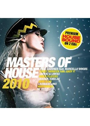 Various Artists - Masters Of House 2010 (Music CD)