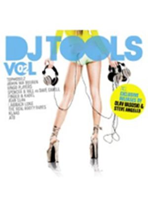 Various Artists - DJ Tools Vol.2 (Music CD)
