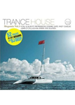 Various Artists - Trance House Megamix Vol.3 (Music CD)