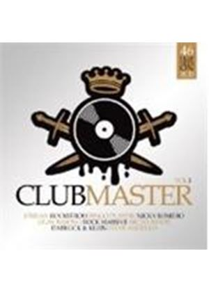Various Artists - Clubmaster Vol.1 (Music CD)