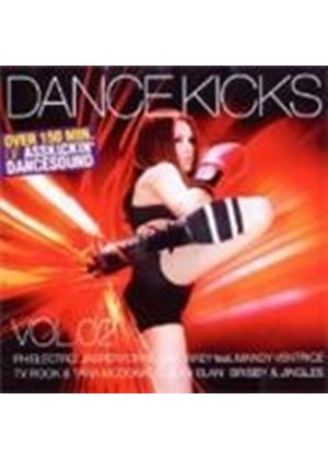 Various Artists - Dance Kicks Vol.2 (Music CD)