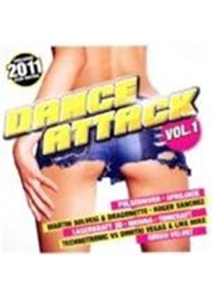 Various Artists - Dance Attack Vol.1 (Music CD)