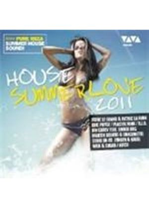 Various Artists - House Summerlove 2011 (Music CD)