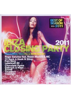 Various Artists - Ibiza Closing Party 2011 (Music CD)