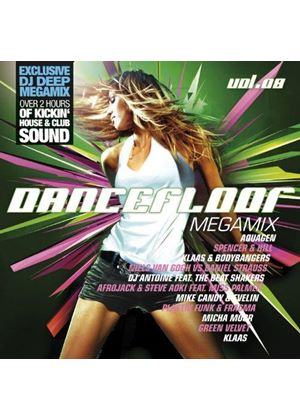 Various Artists - Dancefloor Megamix, Vol. 8 (Music CD)