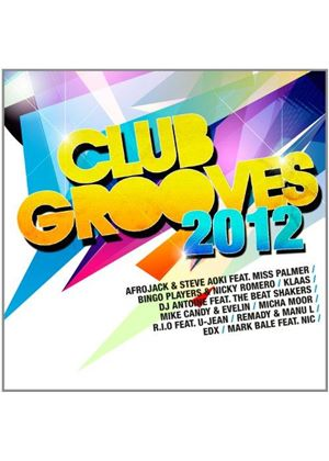Various Artists - Club Grooves, 2012 (Music CD)