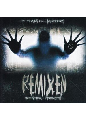 Various Artists - Remixen (Industrial Strength - 20 Years Of Hardcore) (Music CD)