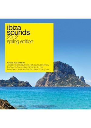 Various Artists - Ibiza Sounds 2012 (Music CD)