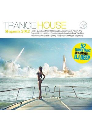 Various Artists - Trance House Megamix 2012 (Music CD)