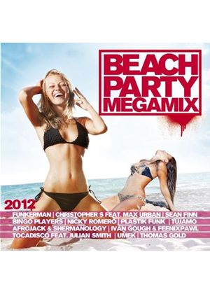 Various Artists - Beachparty Megamix 2012 (Music CD)