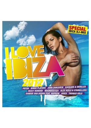 Various Artists - I Love Ibiza 2012 (Music CD)