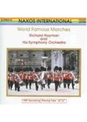 VARIOUS COMPOSERS - World Famous Marches