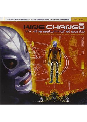 King Chango - Return Of El Santo, The (Music CD)