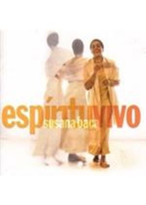 Susana Baca - Espiritu Vivo (Music CD)