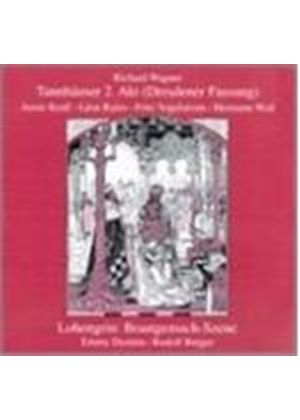 Richard Wagner - Tannhauser Act 2 - Lohengrin Bridal Scene/Krull/Rains/Vogels (Music CD)