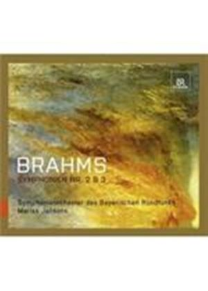 Brahms: Symphonies Nos 2 & 3 (Music CD)