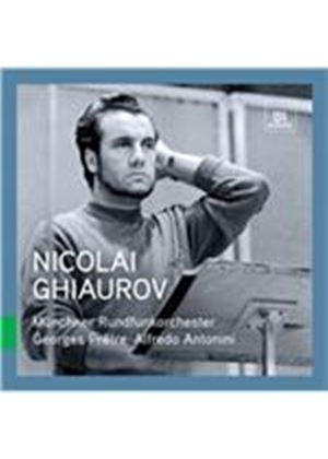 Great Singers Live: Nicolai Ghiaurov (Music CD)