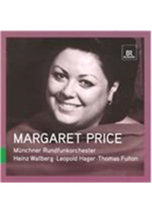 Great Singers Live: Margaret Price (Music CD)