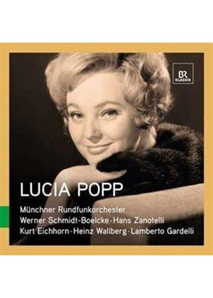 Great Singers Live: Lucia Popp (Music CD)
