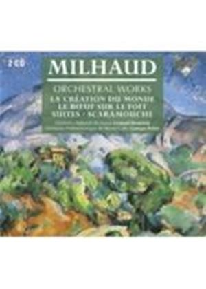 Milhaud: Orchestral Works (Music CD)