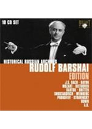 Rudolf Barshai Edition (Music CD)