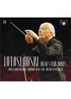 Lutoslawski: Orchestral Works (Music CD)