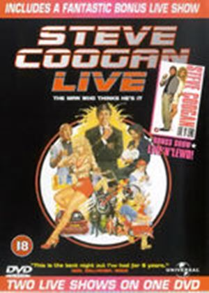 Steve Coogan-Live Lewd/Man Who