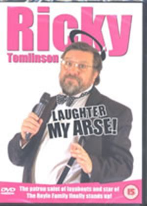 Ricky Tomlinson-Live Laughter