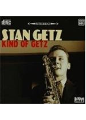 Stan Getz - Kind Of Getz (10 CD Box Set) (Music CD)