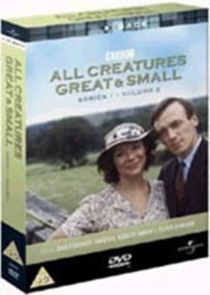 All Creatures Great And Small - Series 1 - Part 2 (Box Set) (Three Discs)